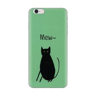 最最新款原創意vivox7手機殼可愛OPPO R9 plus手機殼貓咪小米5S手機殼軟膠