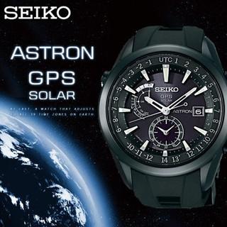 SEIKO ASTRON GPS 太陽能衛星電波錶(SAST011G)
