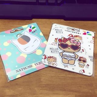 造型悠遊卡 貓咪老師 & Hello Kitty