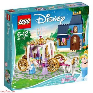 ☆火爆熱賣☆7月新品LEGO樂高41146灰姑娘的魔法之夜迪士尼公主系列正品積木