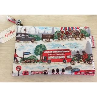 [英國帶回]Cath Kidston 英國巴士小士兵 收纳袋 筆袋
