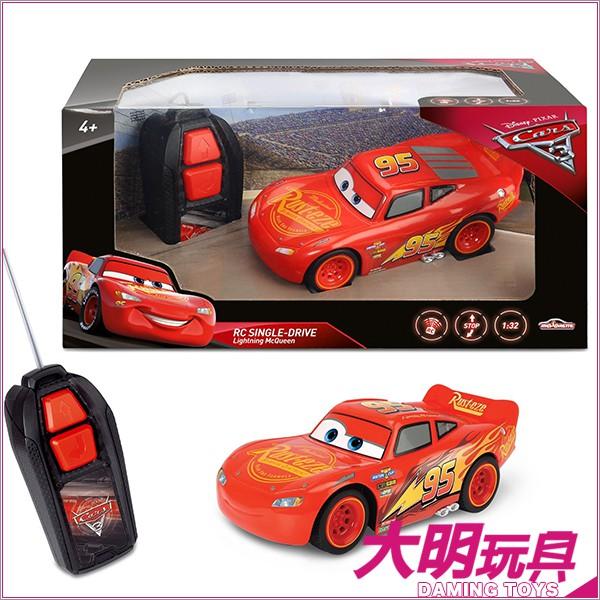 合川玩具 汽車總動員CARS 基礎版遙控閃電麥坤