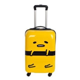 蛋黃哥18吋行李箱