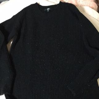 一元帶走 Uniqlo 長版針織毛衣