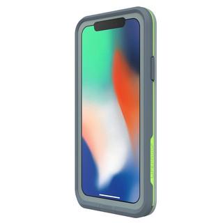 Lifeproof iPhone X全方位防水/雪/震/泥 保護殼-Fre(灰)