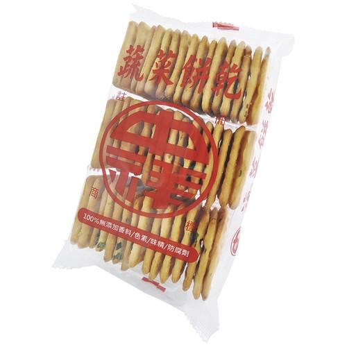 中祥 蔬菜餅乾(160g/包)[大買家]