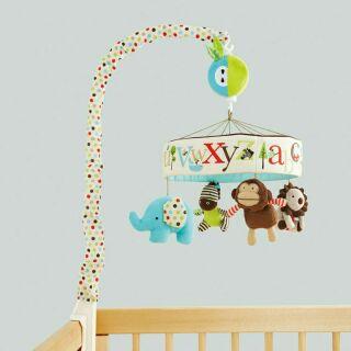 嬰兒床音樂鈴