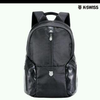 K_SWISS solidbackpack休閒後背包(免運費)