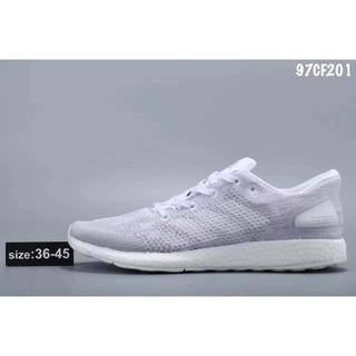愛迪斯/adidas PureBoost DPR 情侶 緩震 慢跑鞋(專櫃正品)