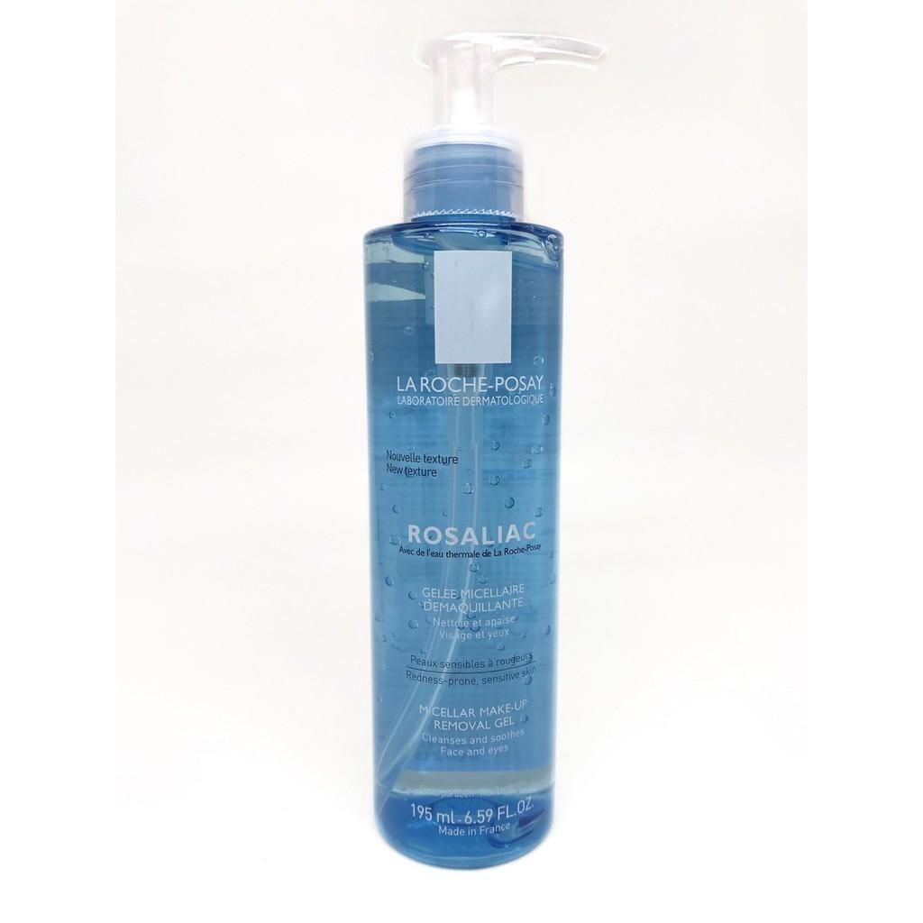 理膚寶水 LaRoche-Posay 舒敏保濕卸妝凝膠 195ML 6折480元 台灣萊雅公司貨 2020效期