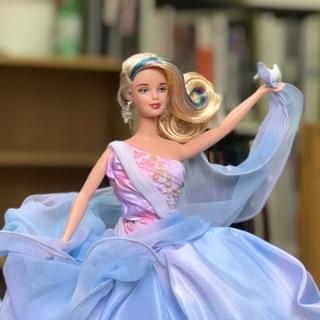 風中呢喃芭比Whispering Wind Barbie Essence of Nature Collection