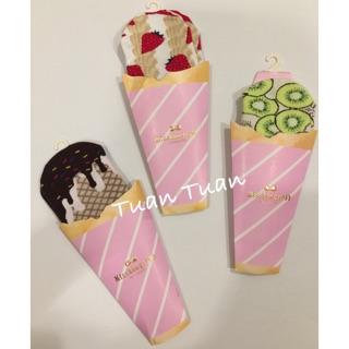 Tuan可麗餅襪奇異果草莓巧克力甜美又可口想吃送禮自用甜滋滋
