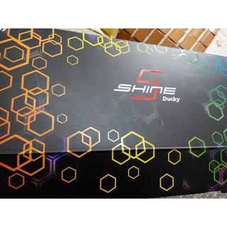 Ducky shine5 RGB 青軸英刻 羊年特別版