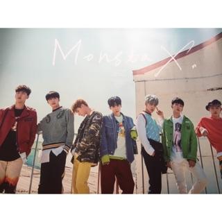MONSTA X SHINE FOREVER 海報