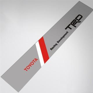 客製化車貼★TOYOTA TRD Windscreen sticker decal豐田TRD前檔車貼紙車貼花