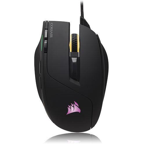 Corsair 海盜船 Gaming Sabre RGB 6400dpi光學 8200dpi 雷射版本 遊戲 電競滑鼠