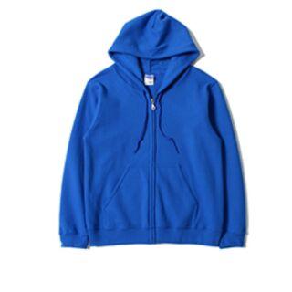 (代理商正品)88600系列 吉爾登Gildan 亞規連帽外套 藍