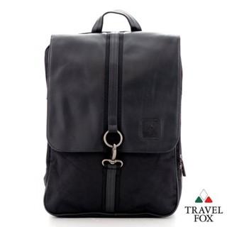 旅狐 TRAVEL FOX 韓版後揹書包 - TB535-01 手提包 肩背包 側背包 休閒包 後背包