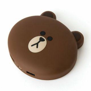 預購中  Line Friends 熊大 莎莉 行動電源 9000mAH