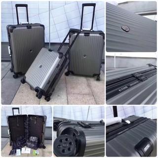 Rimowa 聯名 Moncler 鋁鎂合金 行李箱 登機箱 20,25,29吋