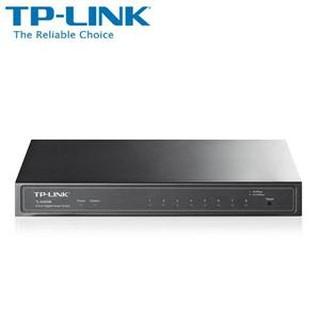 含稅附發票@請先詢問) TP-LINK TL-SG2008 8埠 Gigabit 智慧型 交換器