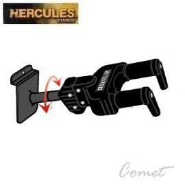 【小新樂器館】HERCULES GSP39SB 溝槽板吉他掛架