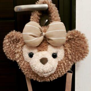 (現貨)Disney迪士尼 達菲熊 Duffy 雪莉玫 ShellieMay 側背包