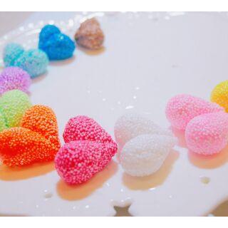 韓國泡泡土!雪花泥❄大特價! 太空土 顆粒黏土 珍珠泥 超輕彩泥 黏土 史萊姆 鬼口水 舒壓 玩具