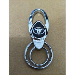 豐田TOYOTA車鑰匙扣 汽車鑰匙圈 汽車鑰匙改裝 高檔鑰匙鏈 真皮汽車鑰匙扣VIOS ALTIS Camry