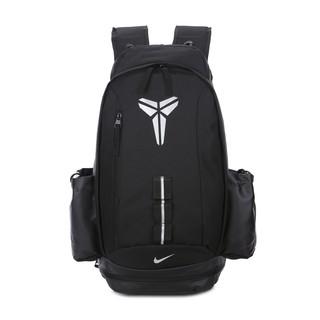 耐克书包黑曼巴科比詹姆斯大容量書包初高中學生籃球 雙肩包背包男電腦包戶外旅行