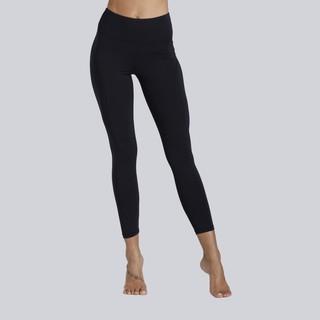 TH3 yoga 萊卡纖維中腰束腿瑜珈七分褲 %233012 (三色)