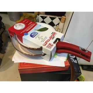 Bialetti 不沾 24+28公分 平煎鍋 平底鍋 摩卡壺知名品牌  奈米鈦陶瓷健康鍋