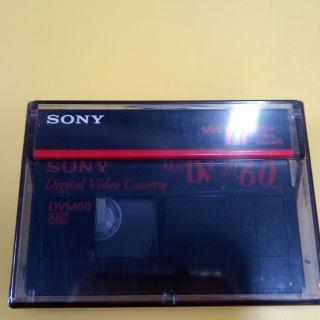Sony MIni Digital video cassette