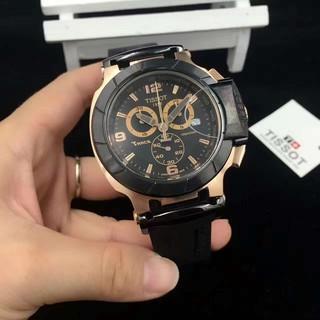 天梭 TISSOT - T048系列 tissot精品男士運動腕表Quartz 男款手錶 手錶 男士手錶 天梭手錶現貨