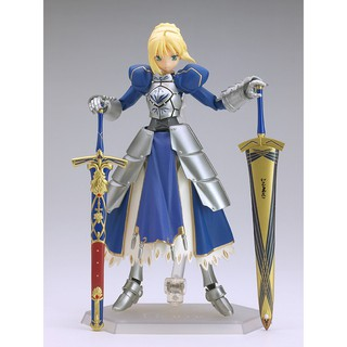 現貨 日初版(非再版)  figma 003 SABER 甲冑 ver.  Fate stay night 賽巴