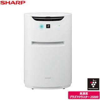 SHARP 原廠保固一年KI-DX70 Plasmacluster25000 夏普最高峰 加濕空氣清淨機