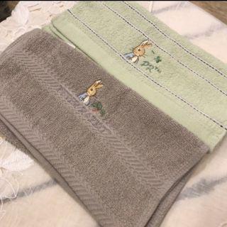 彼得兔小毛巾