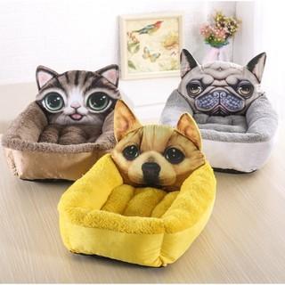 現貨卡通造型狗窩保暖貓窩寵物窩狗床墊寵物用品