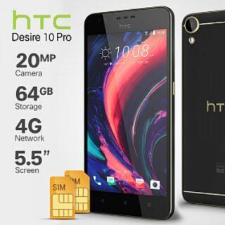 「小胖二手之家」近全新 HTC Desire 10 pro 白色 4G/64G 送保護貼、殼 保固中