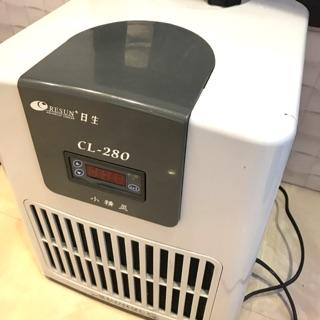 日生冷水機CL-280 1/10還有保固