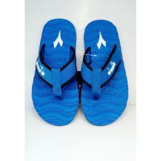 Diadora 夾腳拖鞋 排水底拖鞋 藍色