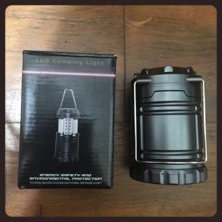 露營燈 8003 /75P led手電筒 烏日 六信 手提照明燈 小夜燈 全新
