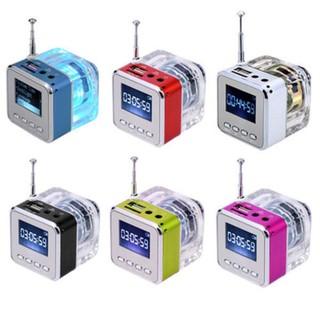 便攜式迷你音箱USB HiFi 音樂MP3 MP4 播放器Micro SD TF USB