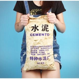 ✨創意仿真水泥袋抱枕✨