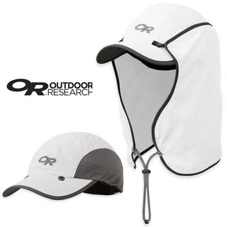 【Outdoor Research 美國】遮脖帽 防曬帽 遮陽帽 護頸帽 白色/243433-0002