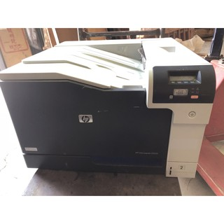 HP Color LaserJet CP5225 彩色雷射印表機故障品