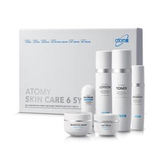 艾多美肌膚保養6件組