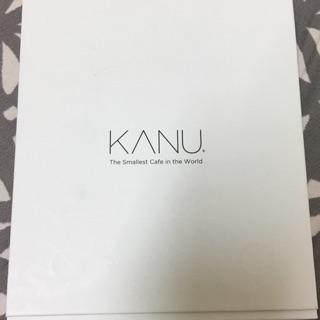 孔劉代言KANU咖啡明信片