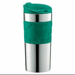 bodum 丹麥品牌 TRAVEL MUG 保溫杯 350c.c 隨行杯 綠色