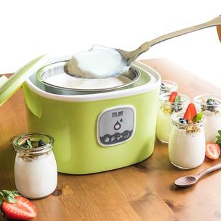 酸奶機 家用全自動酸奶機迷你玻璃分杯自制米酒機